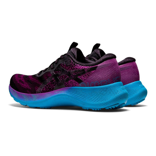 Women's GEL-Nimbus Lite 2 Running Shoe - Digital Grape/Black