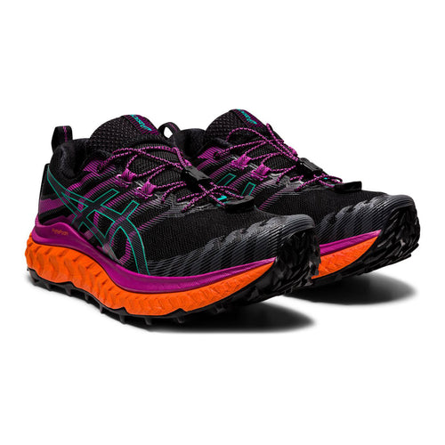 Women's Trabuco Max Trail Running Shoe - Black/Digital Grape