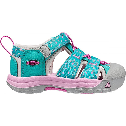 Toddlers' Newport H2 - Viridian Dots