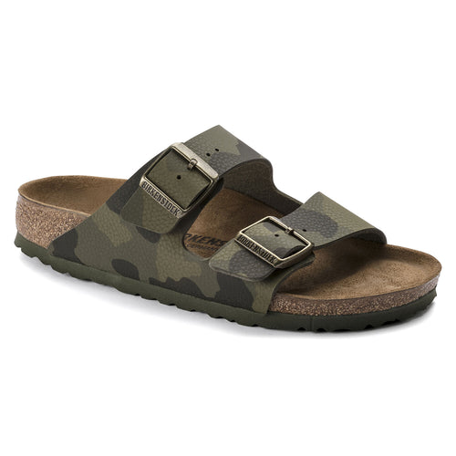 Women's Arizona Desert Soil Camouflage Green Birko-Flor