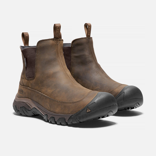 Men's Anchorage III Waterproof Boot - Dark Earth/Mulch