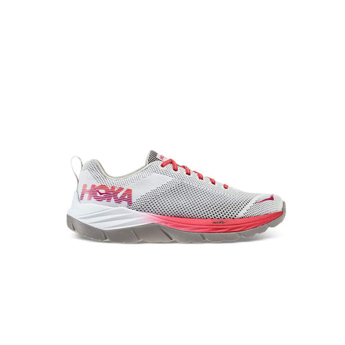 Women's Mach Running Shoe - White/Hibiscus