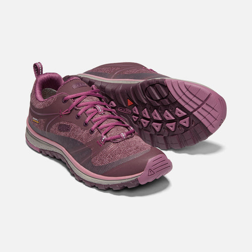 Women's Terradora Waterproof - Wine Tasting/Tulipwood