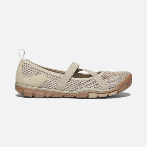 Women's Hush Knit Mary Jane CNX - Plaza Taupe/Silver Birch