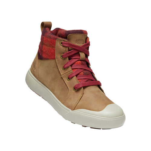 Women's Elena Mid-Thrush/Plaid