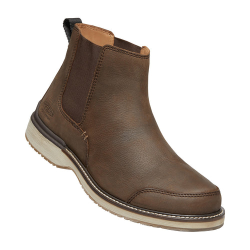 Eastin Chelsea Boot-Veg Brown