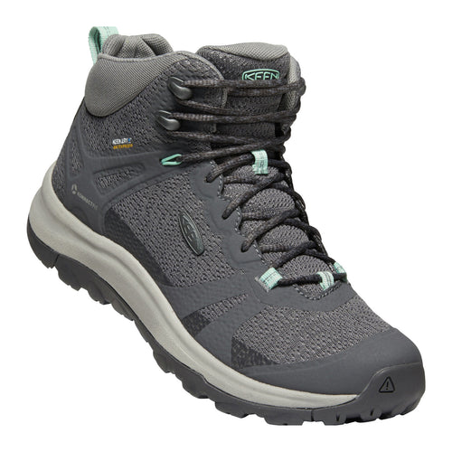 Women's Terradora II Mid Waterproof Hiking Boot - Magnet/Ocean Wave