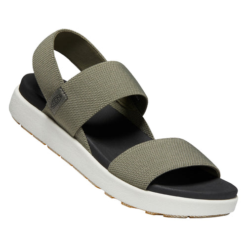 Women's Elle Backstrap Sandal - Dusty Olive