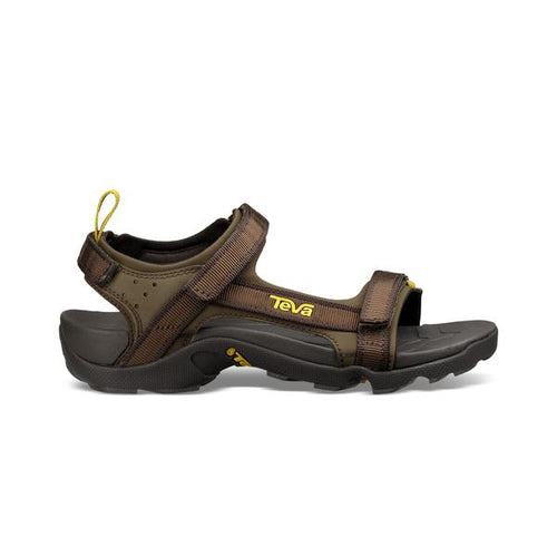 Kids Tanza Sandals - Black Olive