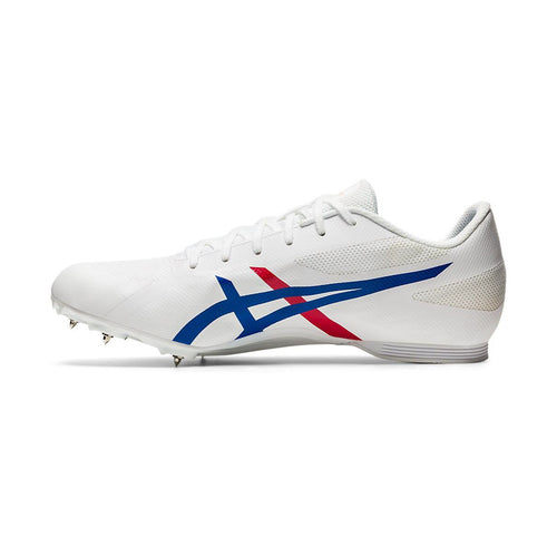 Unisex Hyper MD 7 Track Spike - White/Classic Red