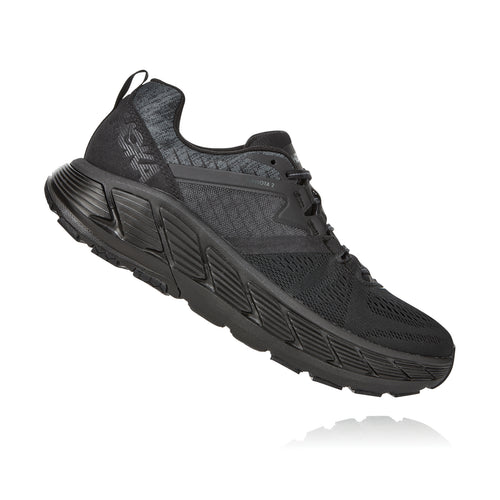 Men's Gaviota 2 Running Shoe - Black/Dark Shadow