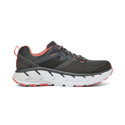 Women's Gaviota 2 Running Shoe - Dark Shadow/Lantana