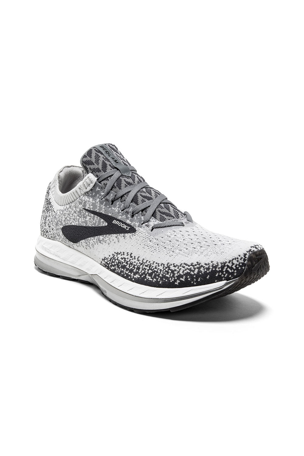 0c378174ab1 Men s Bedlam Running Shoe - Grey White Ebony – Gazelle Sports