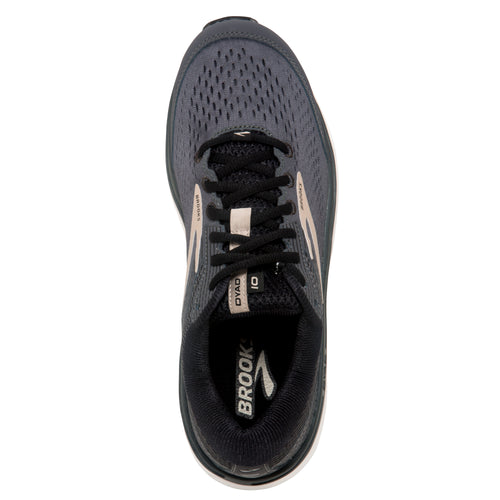 Men's Dyad 10 (2E - Wide) Running Shoe - Grey/Black/Tan