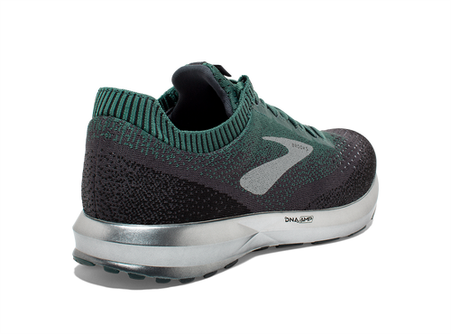Men's Levitate 2 Running Shoe - Mallard Green/Grey/Black