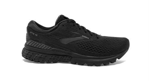Men's Adrenaline GTS 19 Running Shoe - Black/Ebony