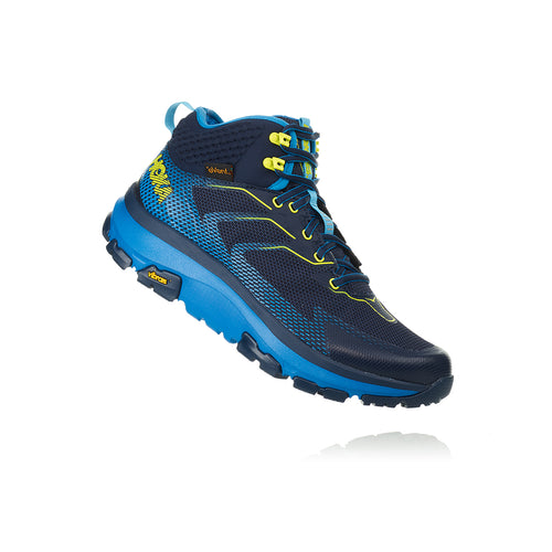 Men's Sky Toa Hiking Boot - Black Iris / Blue