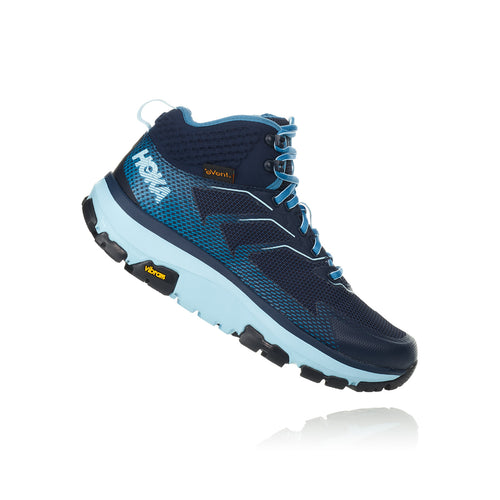 Women's Toa Gore-TEX Hiking Shoe - Black Iris/Aquamarine