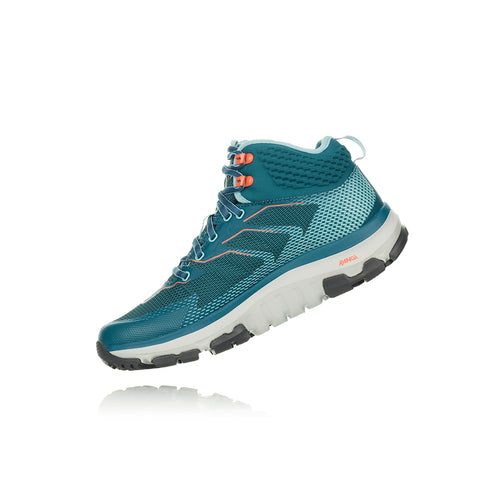 Women's Sky Toa (B - Regular) Hiking Shoe - Dragonfly/Aqua Haze