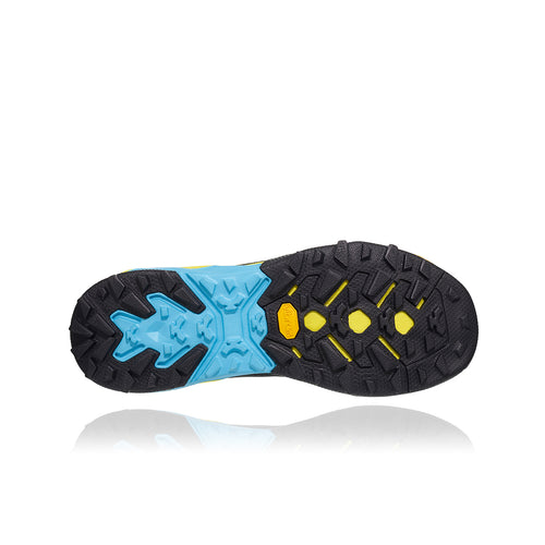 Men's Sky Arkali Hiking Shoe -Black / Cyan / Citrus