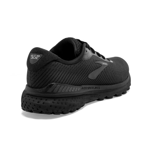 Men's Adrenaline GTS 20 Running Shoe - Black/Grey