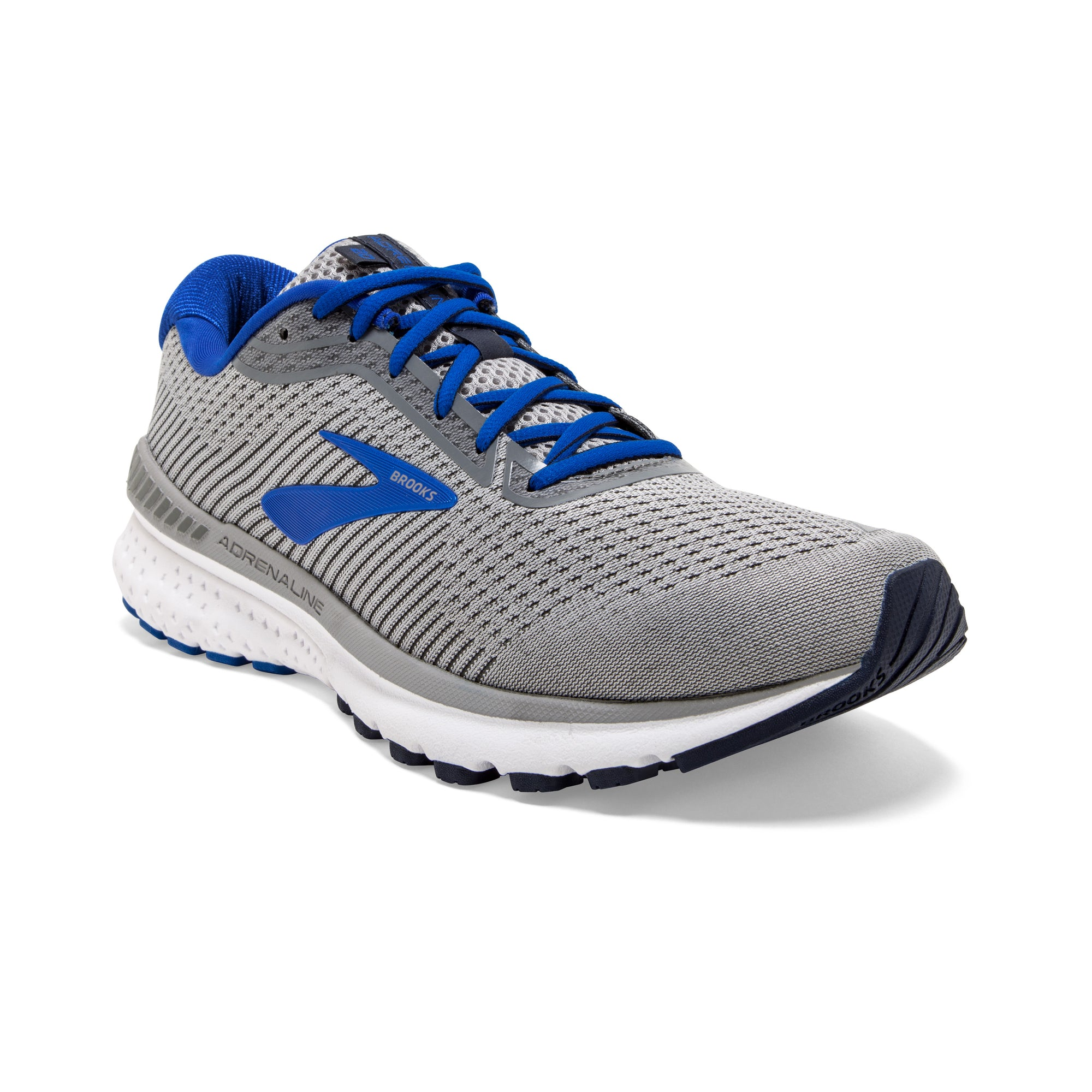 Men's Adrenaline GTS 20 Running Shoe (4E Extra Wide) GreyBlueNavy