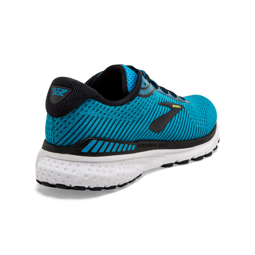Men's Adrenaline GTS 20 Running Shoe - Blue/Black/Nightlife