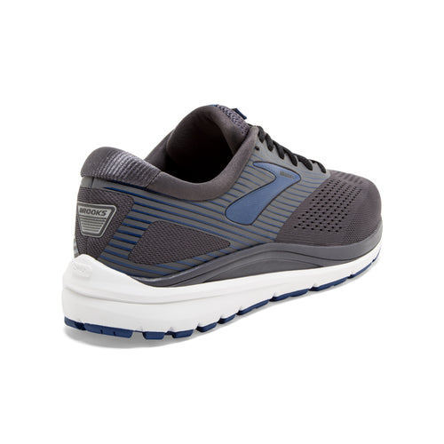 Men's Addiction 14 (D - Regular) Running Shoes - Blackened Pearl/Blue/Black