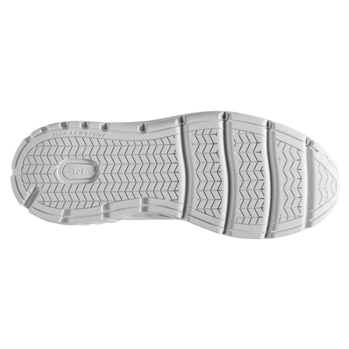 Men's Addiction Walker V-Strap 2 Walking Shoe (4E- Extra WIde) - White/White