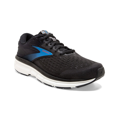 Men's Dyad 11 (2E - Wide) Running Shoe - Black/Ebony/Blue