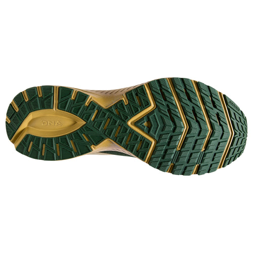 Men's St Patty's Launch 7 Running Shoe - Eden/Gold