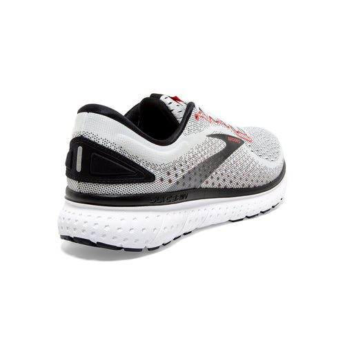 Men's Glycerin 18 Running Shoe - Grey/Black/Red