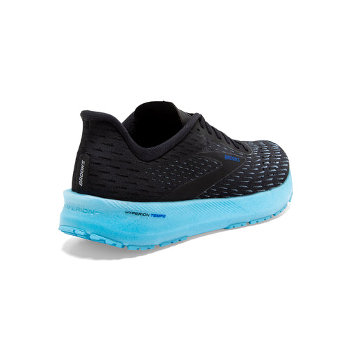 Men's Hyperion Tempo Running Shoe - Black/Iced Aqua/Blue
