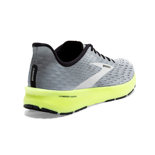 Men's Hyperion Tempo Running Shoes - Grey/Black/Nightlife