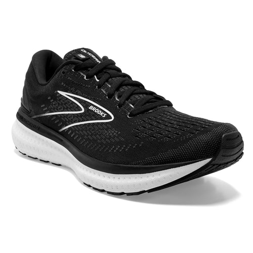 Women's Glycerin 19 Running Shoe - Black/White