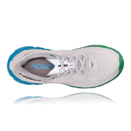 Men's Clifton Edge Running Shoe - Nimbus Cloud/Greenbriar