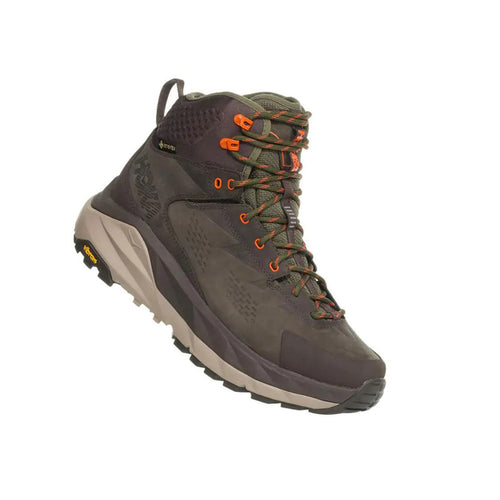 Men's Kaha GORE-TEX Hiking Boot - Black Olive / Green