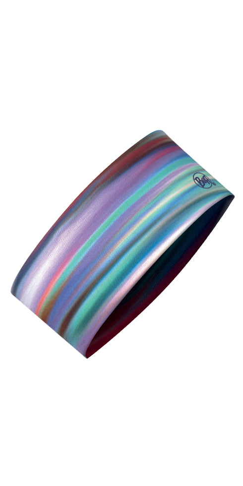 UV Headband- Lesh Purple/Teal