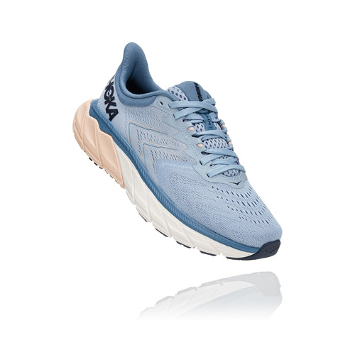 Women's Arahi 5 (D - Wide) Running Shoe - Blue Fog/Provincial Blue