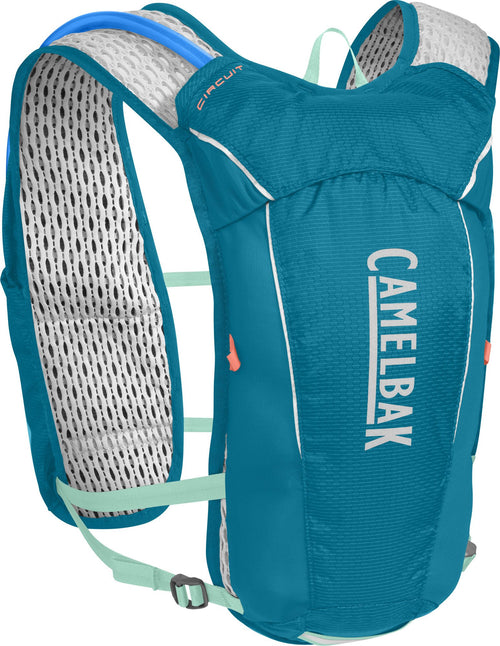 Circuit Vest 50oz-Teal / Ice green