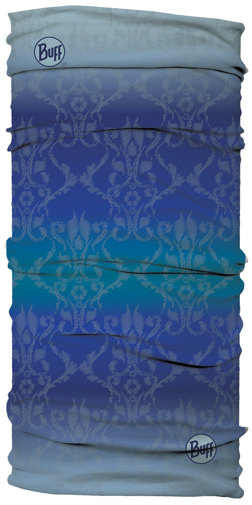 Original Buff- Blue Damask