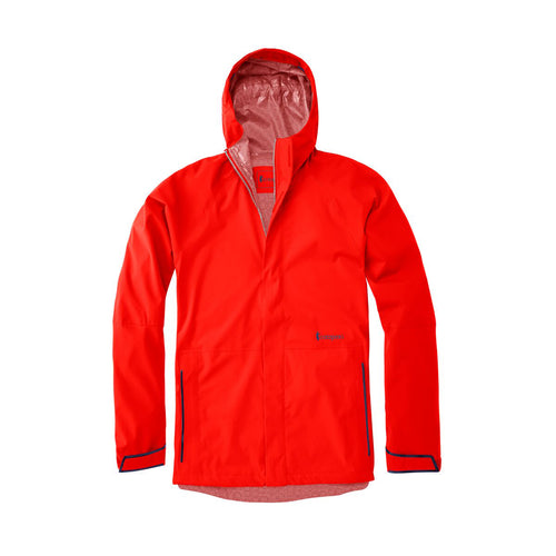 Men's Tikal Active Shell Jacket - Fiery Red
