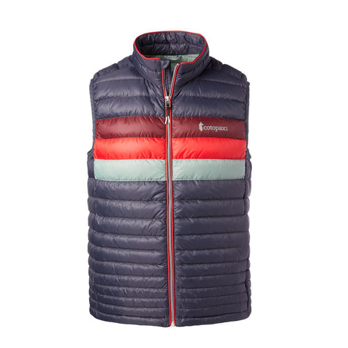 Men's Fuego Down Vest- Graphite