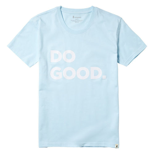 Women's Do Good T-Shirt - Icicle