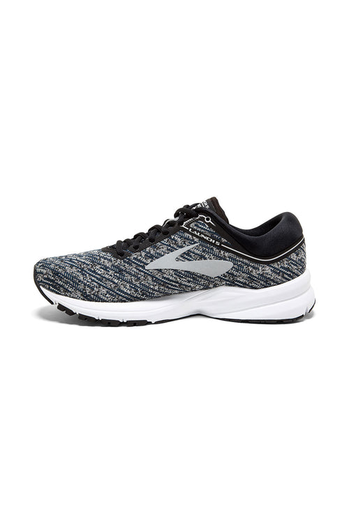 Women's Launch 5 Running Shoe - Black/Ebony/Premier Grey