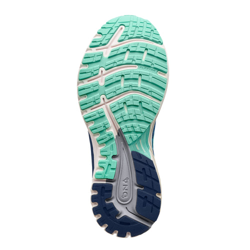 Women's Adrenaline GTS 18 (2E-Extra Wide) - Navy/Teal/Mint