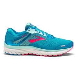 4a32f028b284 Women s Adrenaline GTS 18 Running Shoes - Blue Mint Pink