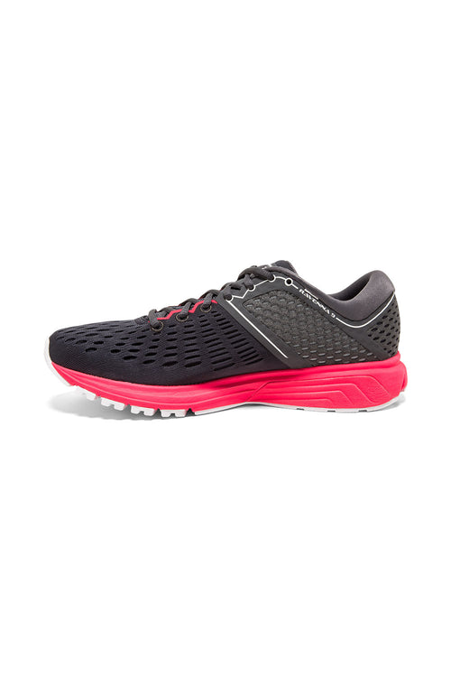 Women's Ravenna 9 Running Shoe - Ebony/Diva Pink/White