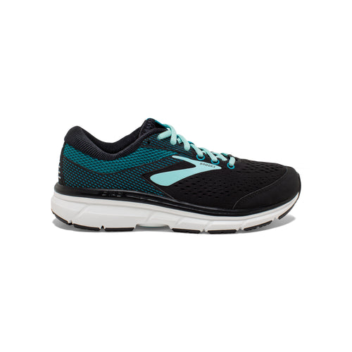 Women's Dyad 10 Running Shoe - Black/Island/Capri