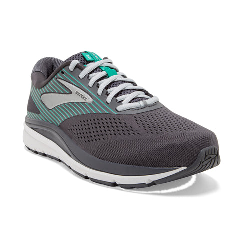 Women's Addiction 14 Running Shoe (D-Wide) - Blackened Pearl/Arcadia